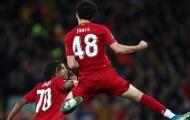 2 sao trẻ Liverpool lọt vào danh sách rút gọn giải Golden Boy