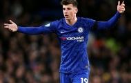 Bộ đôi sao trẻ của Chelsea được HLV Southgate triệu tập lên tuyển Anh