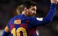 Chỉ 1 bàn thắng vào lưới Real, Barca sẽ chạm tới cột mốc ấn tượng