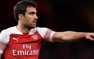 Sokratis rời Emirates, Arsenal vui 1 Partey vui 10