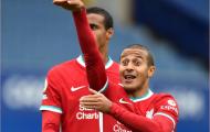Fabinho: 'Anh ấy có thể nhận bóng giữa các tuyến, chuyền cực kỳ hay'