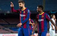 'Cứu vớt' Barca, Gerard Pique đi vào lịch sử Champions League