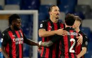 Ibra: 'Khi tôi tới Milan, cảm giác như khi tôi đến Man Utd vậy'