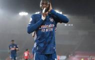 'Ngòi nổ uy lực' tự 'minh oan', Arsenal sẵn sàng nghênh đón Man Utd