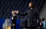 Juventus mất oan quả phạt đền, Pirlo hé lộ điều bất ngờ về trọng tài