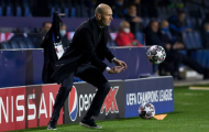 Real thắng nhọc nhằn, Zidane nói lời thật lòng về đối thủ