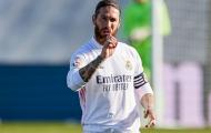 Ramos: 'Tôi dám cược ngôi nhà của mình rằng đó là một quả penalty'