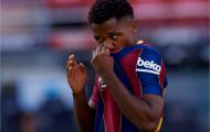 Koeman hé lộ quá trình hồi phục của 'kẻ kế thừa Messi'