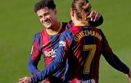 Vì 'cỗ máy hủy diệt', Barca 'tiễn' cả Coutinho và Griezmann lên đường