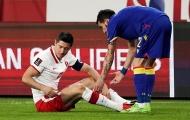 Bayern Munich gặp toàn 'thú dữ' đúng thời điểm Lewandowski chấn thương
