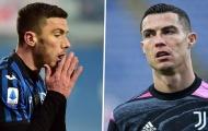 Sao Atalanta xấu hổ vô cùng chỉ vì 1 hành động của Cristiano Ronaldo
