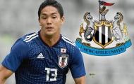 CHÍNH THỨC: Yoshinori Muto gia nhập Newcastle United