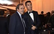 Cựu chủ tịch UEFA phát biểu BẤT NGỜ về thương vụ Ronaldo đến Juventus