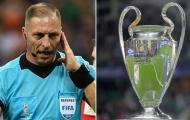 UEFA xác nhận áp dụng VAR tại Champions League