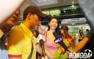Công Vinh: ĐT Việt Nam tự tin hướng đến AFF Cup 2016