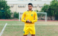 Cựu trung vệ Malaga khoác áo Hà Nội T&T V-League 2017