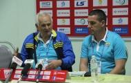 HLV Ljubo Petrovic: 'Khoan hãy nói đến ngôi vô địch'