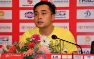 HLV Đức Thắng: 'HAGL tận dụng tốt cơ hội hơn Sài Gòn FC'
