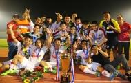 Thắng thuyết phục Viettel, U21 HAGL lên ngôi vô địch