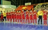 Chốt danh sách 20 tuyển thủ, Futsal Việt Nam hướng đến VCK châu Á 2018