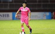 Hoàng Thiên và điểm tựa trên hàng công của Sài Gòn FC