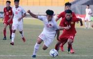 Chùm ảnh: U19 Việt Nam dễ dàng đánh bại U19 Lào 4-1