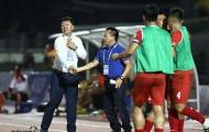 Đồng nghiệp HLV Park Hang-seo 'khởi nghiệp' đầy may mắn cùng TP.HCM