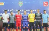 Bình Dương ra mắt áo đấu mới ở V-League 2019