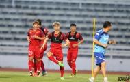 Quên đi Incheon United, Công Phượng cháy hết mình trên sân tập cùng ĐT Việt Nam