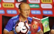 Thầy Park đặt ra 2 mục tiêu trước đội bóng 'phù thủy' Guus Hiddink