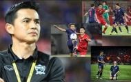 HLV Kiatisak: 'Tuấn Anh chơi hay nhất trận đấu gặp Thái Lan'
