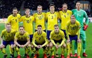 Senegal và Thụy Điển không có cầu thủ nào thi đấu tại giải VĐQG