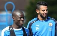 Lãnh đạo Premier League lo ngại cho tương lai của Kante