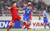 ĐT Việt Nam chơi ra sao trong lần gần nhất gặp người Thái?