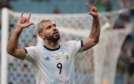 Sergio Aguero: 'Ống thở' của Lionel Messi
