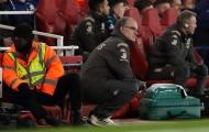 Sư phụ của Pep Guardiola 'chết lặng' trước bàn thắng của sao trẻ Arsenal