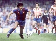 Những khoảnh khắc ấn tượng nhất của Maradona tại Barcelona