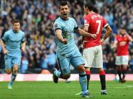 Những khoảnh khắc đáng nhớ của Aguero khi đối đầu Man United