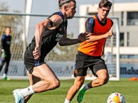 Varane có mặt, Bale cơ bắp cuồn cuộn, Alaba phô diễn tuyệt chiêu