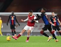 10 con số đặc biệt trận Arsenal 0-0 Palace: Pháo thủ đụng 'khắc tinh'