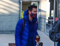 Barca nhận 2 cú hích cực lớn trước thềm chung kết Siêu cúp