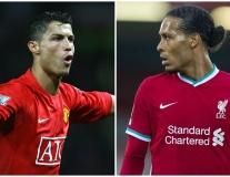 Từ CR7 đến Van Dijk: 10 sao M.U - Liverpool suýt cập bến đại kình địch