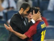 10 cầu thủ được Pep Guardiola 'cưng' nhất: Messi không phải số một!