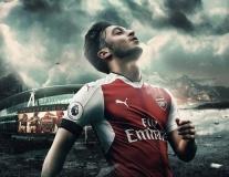 Nhìn lại hành trình trở thành 'vua kiến tạo' của Mesut Ozil