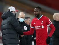 CHOÁNG! Origi bỏ lỡ cơ hội khó tin, đẩy Liverpool vào thế khó