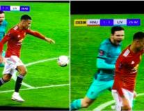 CHOÁNG! Bị đối thủ hét hù dọa, Mason Greenwood vẫn sút cháy lưới Liverpool