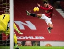 Chấm điểm Man Utd: Công 'cùn' - thủ kém