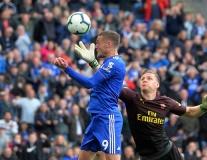 2 thống kê khiến hàng thủ Arsenal 'run rẩy' trước Jamie Vardy