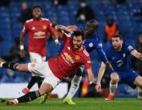 Kante đã 'oanh tạc' dữ dội thế nào trong trận Chelsea 0-0 Man Utd?