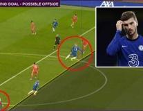 VAR đã cướp mất bàn thắng của Timo Werner vào lưới Liverpool?